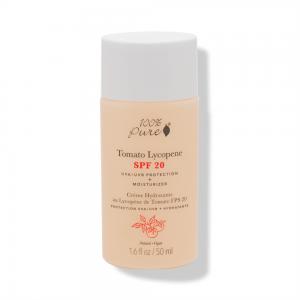 Hidratantna krema paradižnik likopen SPF20 (50ml). 100% Pure, naravna kozmetika.