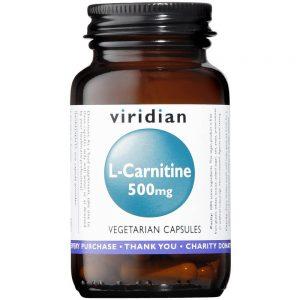 L-Karnitin, 30 kapsul. Aminokisline.