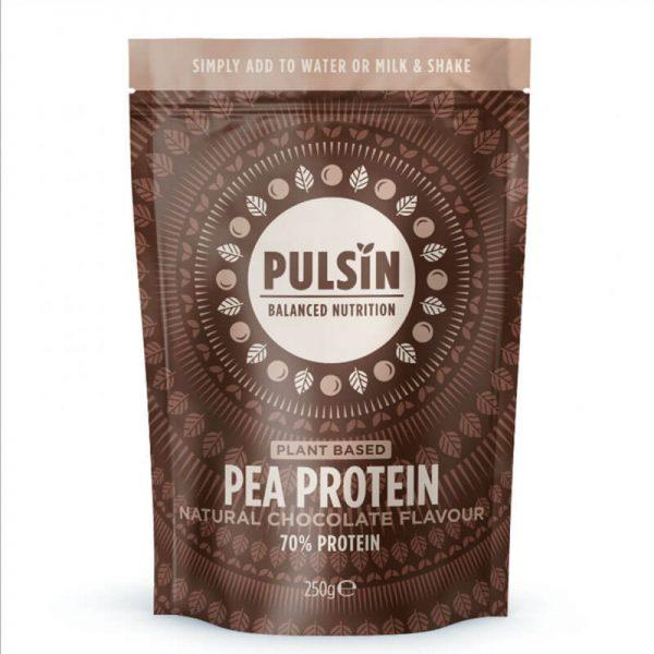 Pulsin grahovi proteini, okus čokolada, 250g