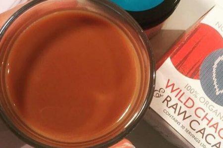 Antioksidantni čokoladni napitek, ki krepi imunski sistem