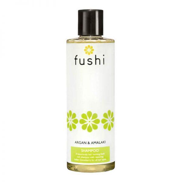 Fushi zeliščni šampon za lase, AMLA in ARGAN. Šamponi In Balzami