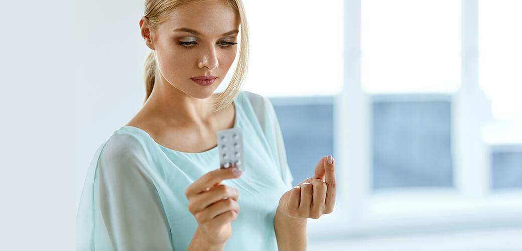 Ali ste vedeli? Uživanje kontracepcijskih tabletk povzroča pomanjkanje vitaminov in mineralov.