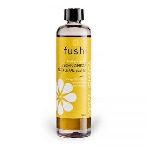 Popolno vegansko omega olje, 100ml. Fushi. Ekološka olja
