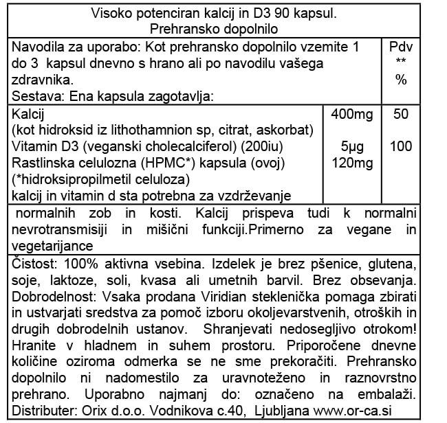 visoko-potenciran-kalcij-in-d3-90-kapsul-orca-prehransko-dopolnilo