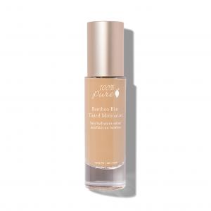 Tonirna krema Bamboo Blur, odtenek Golden Peach (50ml). 100% Pure, naravna kozmetika.