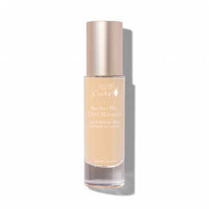 Tonirna krema Bamboo Blur, odtenek White Peach (50ml). 100% Pure, naravna kozmetika.