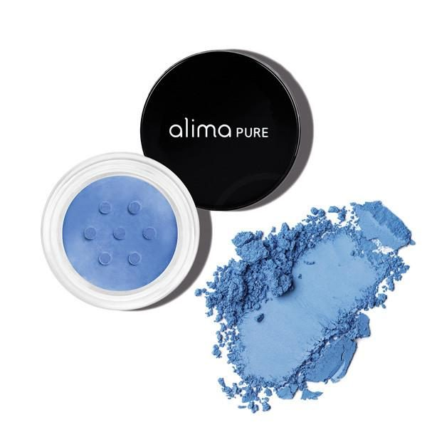Mat mineralno senčilo za oči, Cobalt (1.75g). Alima Pure. Mat senčilo za oči