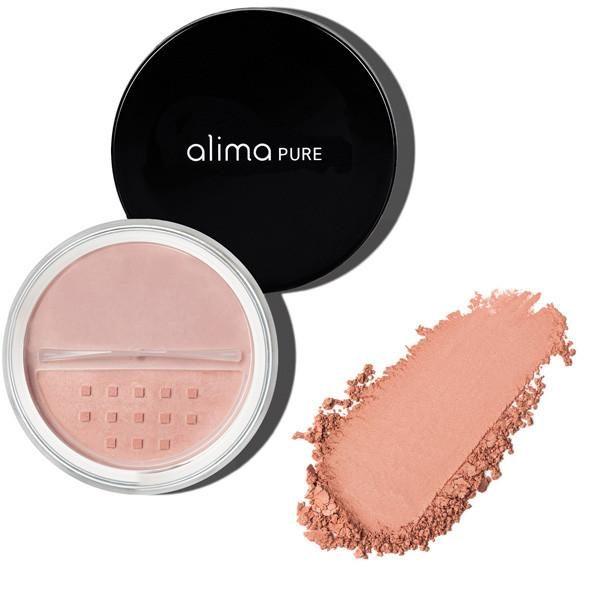 Svetleče rdečilo, Freja (3g). Alima Pure, naravna kozmetika.