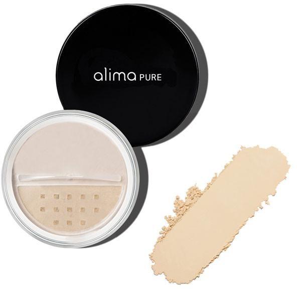 Podlaga za mastno kožo Medium, 5 g. Alima Pure, naravna kozmetika.
