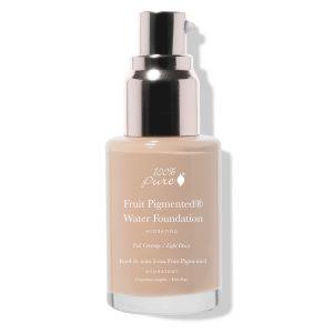 Naravni puder, na vodni osnovi, iz sadnih pigmentov, odtenek Warm 3 (30ml). 100% Pure, naravna kozmetika.