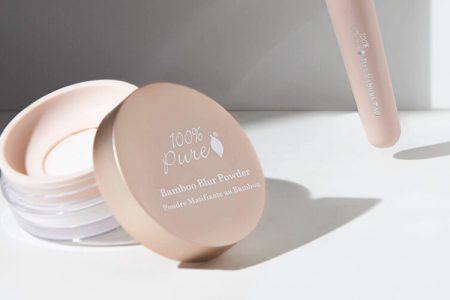 Bamboo Blur; najboljši naravni zaključni puder na svetu, narejen iz ene same sestavine