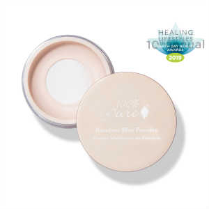Bamboo Blur Puder, Medium 5.5g. 100% Pure. Korektorji in primerji