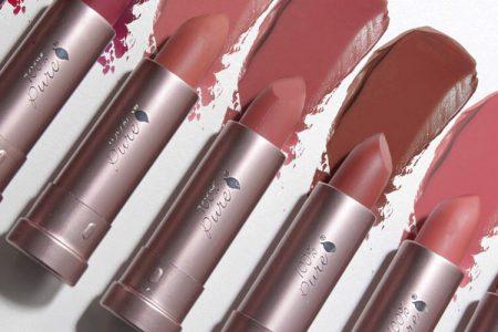 Nove 100% Pure šminke in serumski pudri – naravna kozmetika