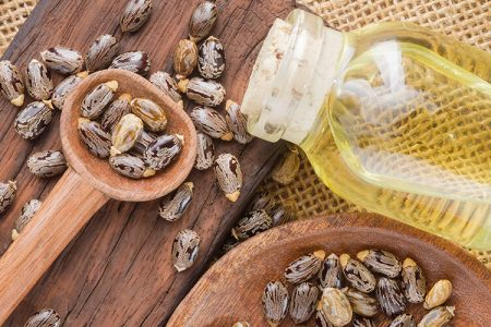 Obloge iz ricinusovega olja in izjemne koristi ricinusovega olja