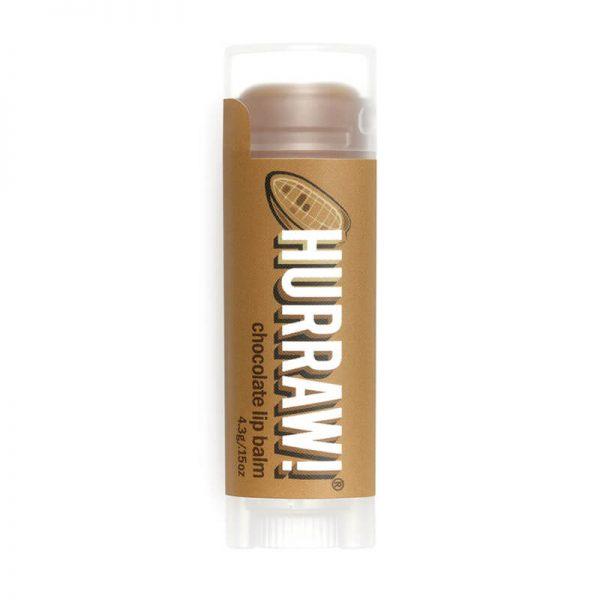 Balzam za ustnice, čokolada (4.3g), Hurraw!