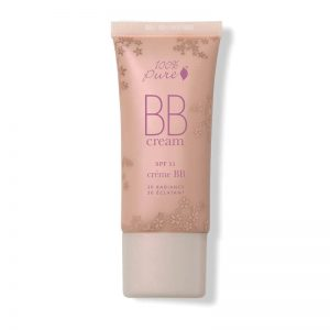 100% Pure BB krema, odtenek Radiance, SPF15 (30ml).