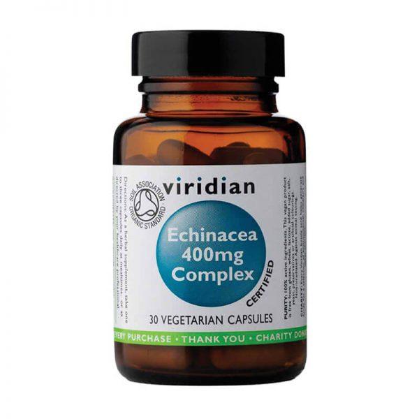 Ekološki kompleks ameriškega slamnika, 60 kapsul. Ameriški slamnik. Viridian Nutrition, naravni prehranski dodatki.