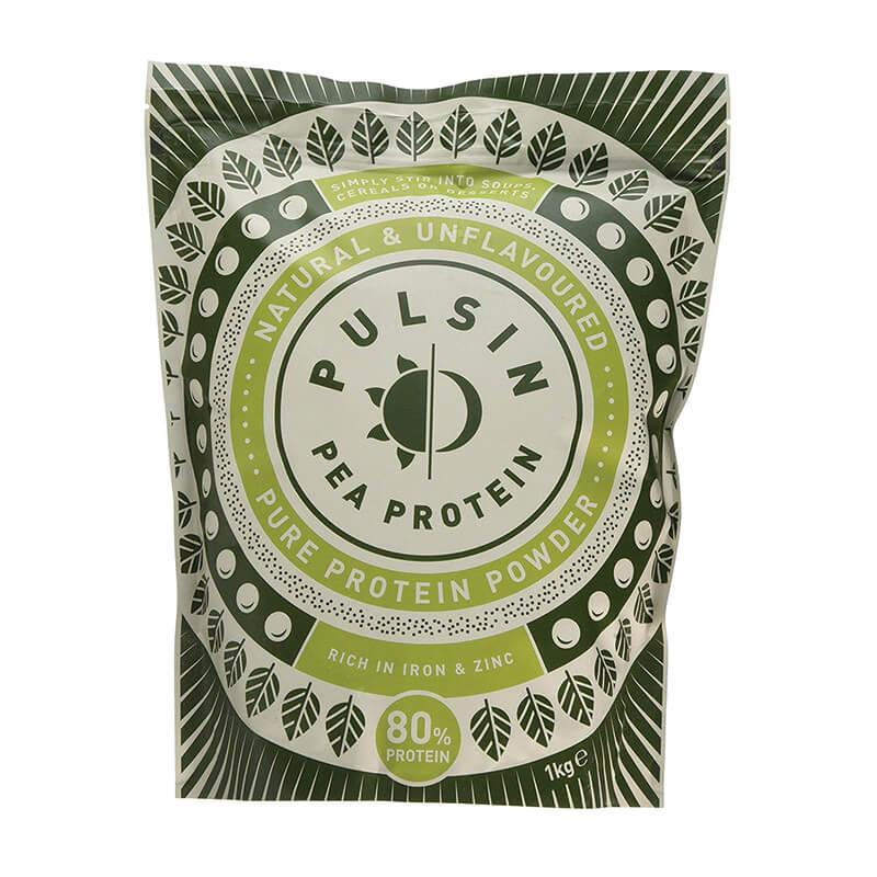 Pulsin grahovi proteini - izolat (1 kg). Pulsin, naravni proteini.