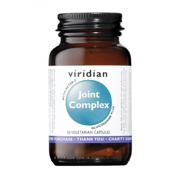 Kompleks za sklepe, 90 kapsul. Viridian Nutrition, naravni prehranski dodatki.