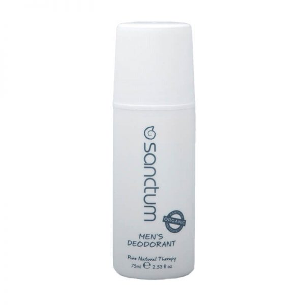 Moški deodorant (75 ml). Sanctum, naravna kozmetika.