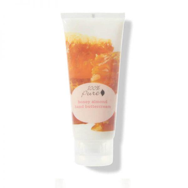 100% Pure naravna krema za roke Medeni Mandelj (57g)