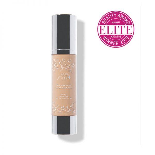 100% Pure naravni puder SPF 20 - Peach Bisque (30ml)