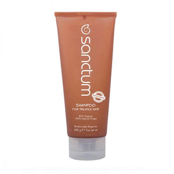 Šampon za poškodovane in obdelane lase (200ml). Sanctum, naravna kozmetika.
