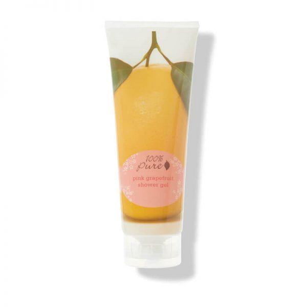 100% Pure Vlažilni gel rožnata grenivka (236 ml). 100% Pure.
