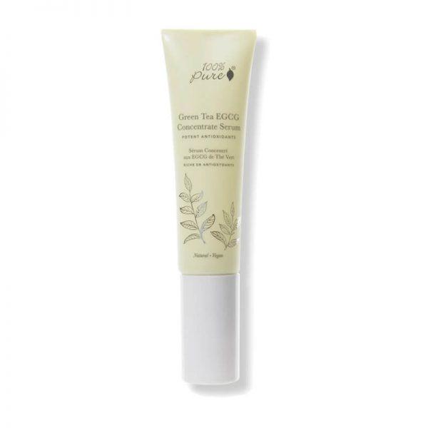Zeleni čaj EGCG koncentrirana krema, 40 ml. 100% Pure, naravna kozmetika.