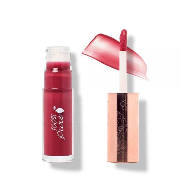 Fruit Pigmented Lip Gloss: Pomegranate Wine