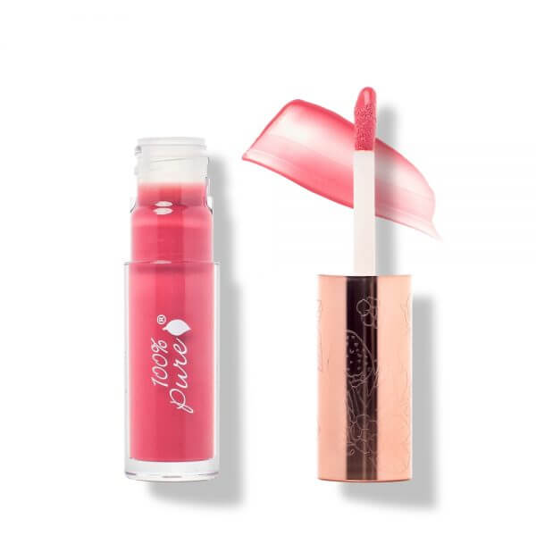 Fruit Pigmented Lip Gloss: Strawberry