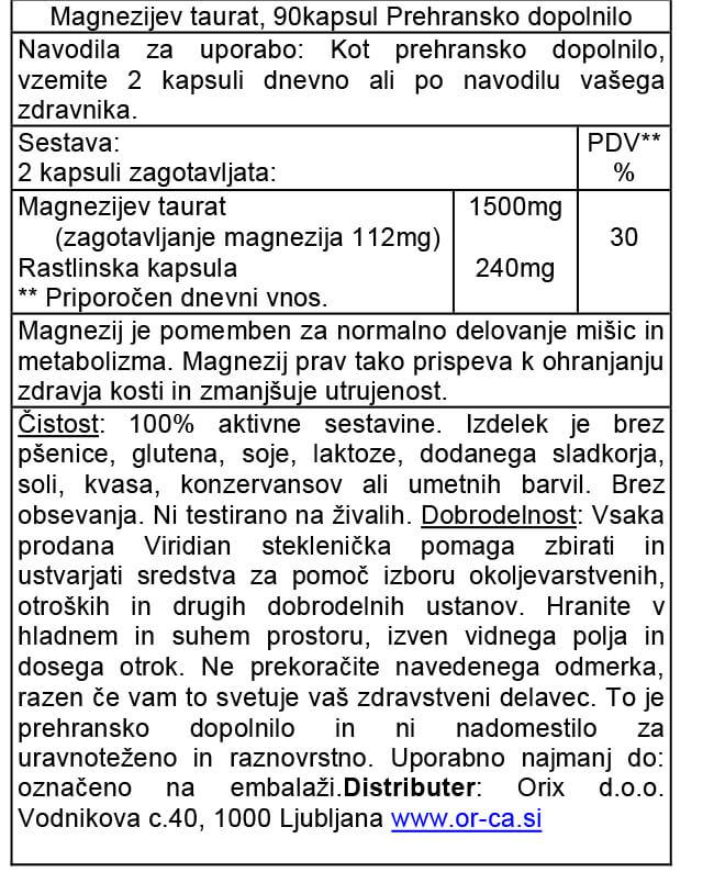 magnezijev-taurat-90-kapsul-orca-prehransko-dopolnilo