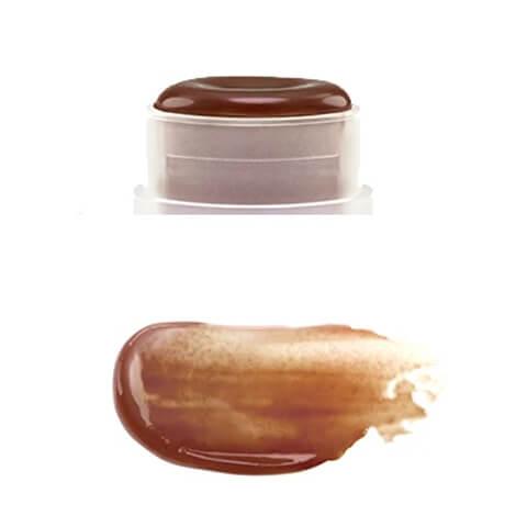 Balzam za ustnice lešnik - rahlo obarvan, 4.8g. Balzami za ustnice OrCa, naravna kozmetika.