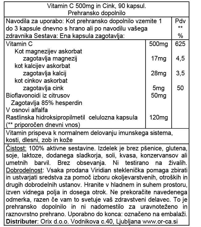 vitamini-c-500-mg-in-cink-90-kapsul-orca-prehransko-dopolnilo