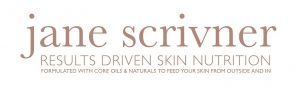 Jane Schrivner znamka, naravna kozmetika.